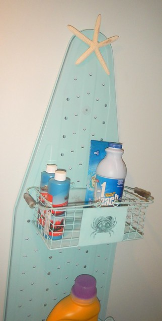 DIY laundry center