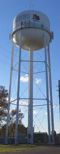 texas tx watertowers northtexas easttexas woodcounty winnsboro northamerica unitedstates us