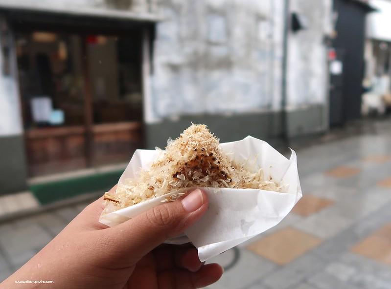 kawagoe street food