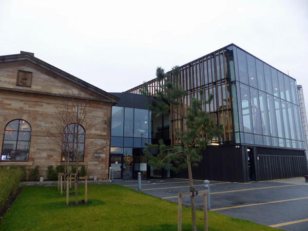 the Clyde distillery