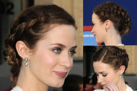 PERFECT BRAIDED BUNS HAIRSTYLES FOR YOUR EVENTS! 4