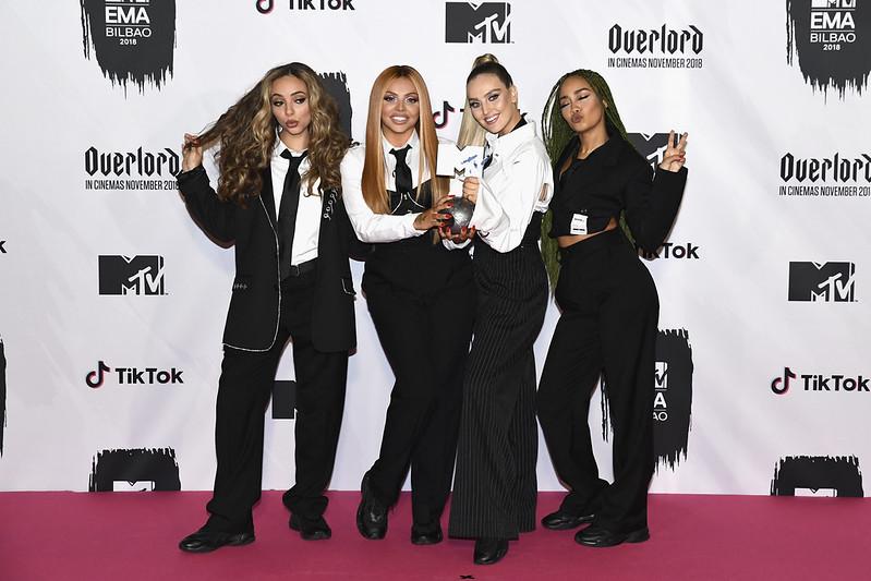 2018 MTV EMA Winners