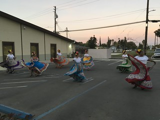 NDC Firebaugh Dia de los Muertos and Open House: Student Perspective