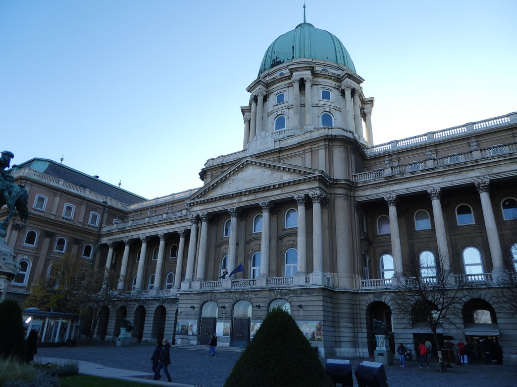 Hungarian National Gallery, Buda