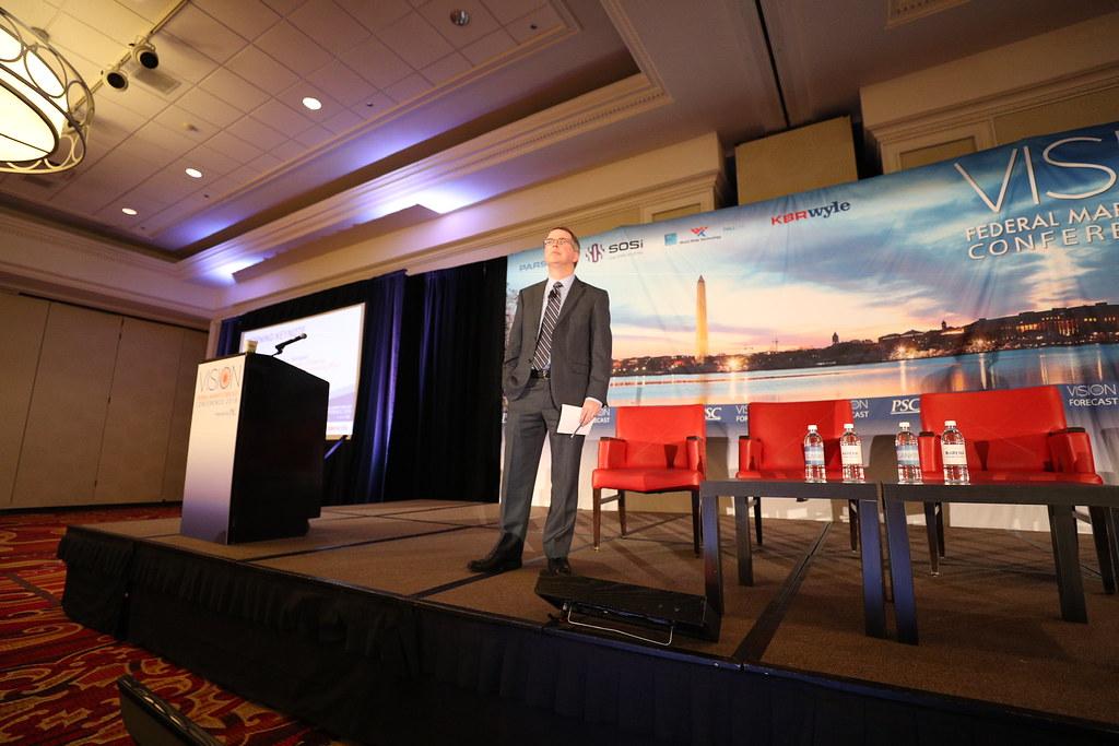 2018 Vision Federal Market Forecast Conference
