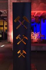 Danke Kumpel (Verabschiedung des Steinkohlebergbaus auf Zeche Zollverein)