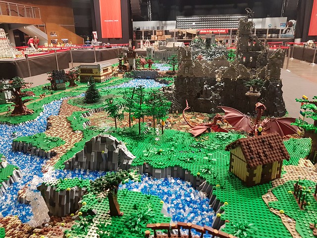 Bricks in Florence Festival 2018:  Exhibition