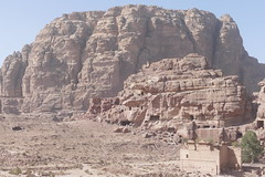 Temple of Dushares at Petra