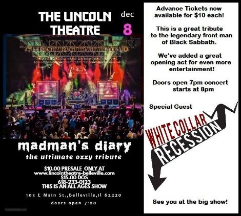 Lincoln Theatre 12-8-18