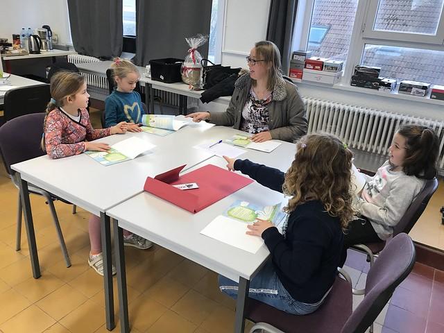 20181124WK 1ste en 2de leerjaar Niveau lezen