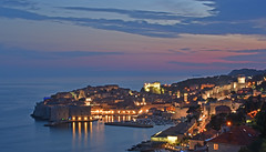 Croatia - Dubrovnik - view from above