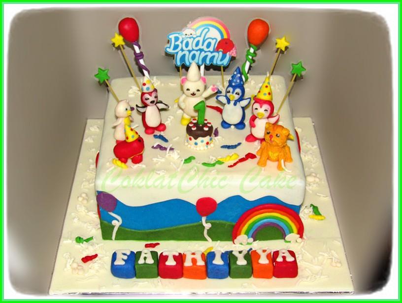 Cake Badanamu FATHIYYA 20 cm