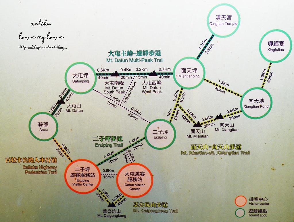 台北一日遊陽明山私房秘境推薦好玩好走親子景點大屯自然公園 (15)
