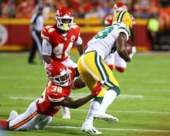 2018 NFL Preseason Game #4: Chiefs vs Packers