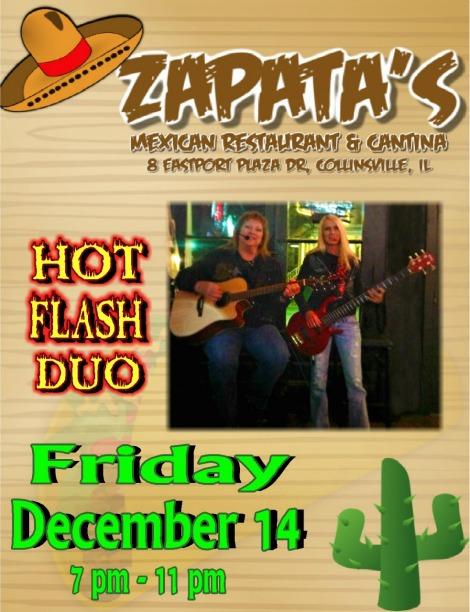 Hot Flash Duo 12-14-18
