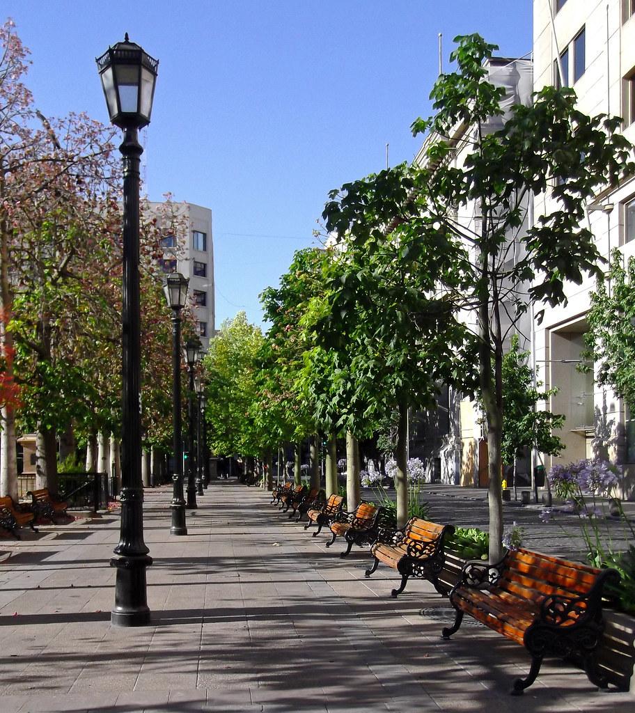 Santiago Centro (Plaza de la Constitución)