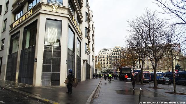 Louis Vuiton Paris champs élysées copie