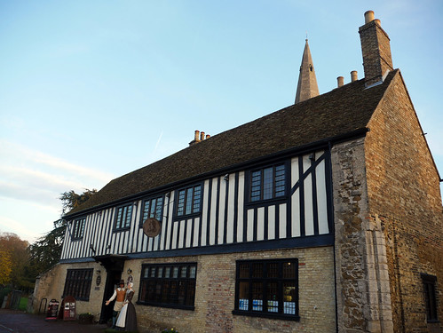 Cromwell's House