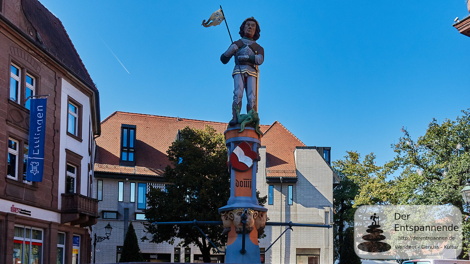 Georgsbrunnen Ettlingen