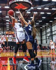 UCM vs Lincoln Women's Basketball 2019