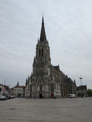 Tourcoing: L'église Saint-Christophe (Nord) - Photo of Tourcoing