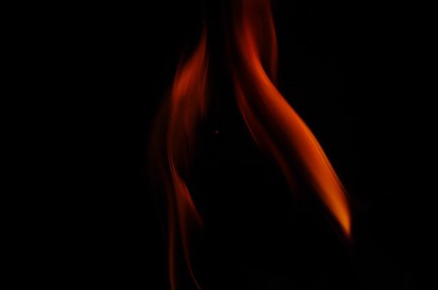 sculpture sur flamme.., Pentax K-5, smc PENTAX-D FA Macro 100mm F2.8 WR