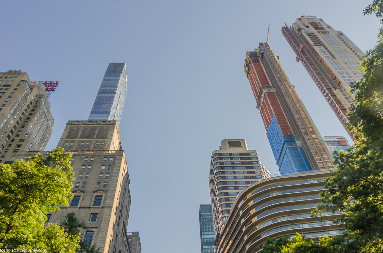 Нью-Йорк_Central Park_Times Square-28