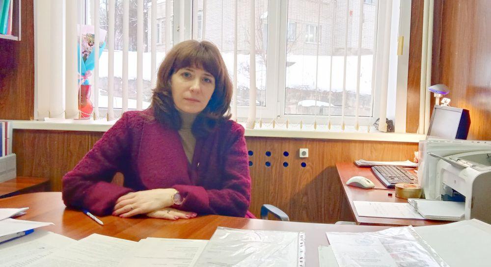 Татьяна Шалаева, директор техникума