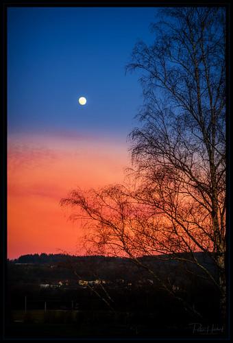 Upper Palatinste's sunset