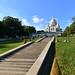 4. Jardines frente al Sacre Coeur