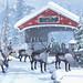 Reindeer Crossing