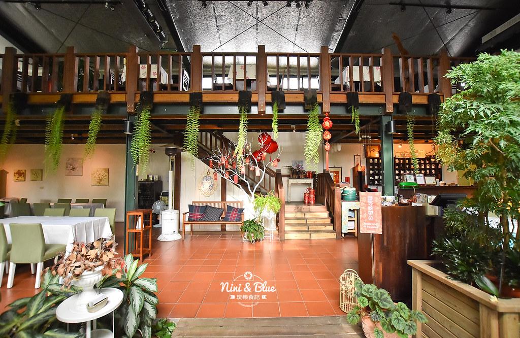 千樺花園 新社花海 美食 台中法式料理 咖啡37