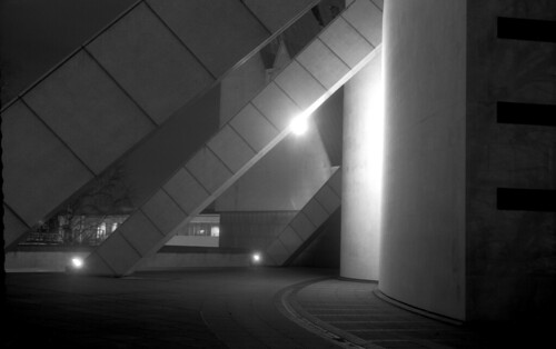 Concrete at Night
