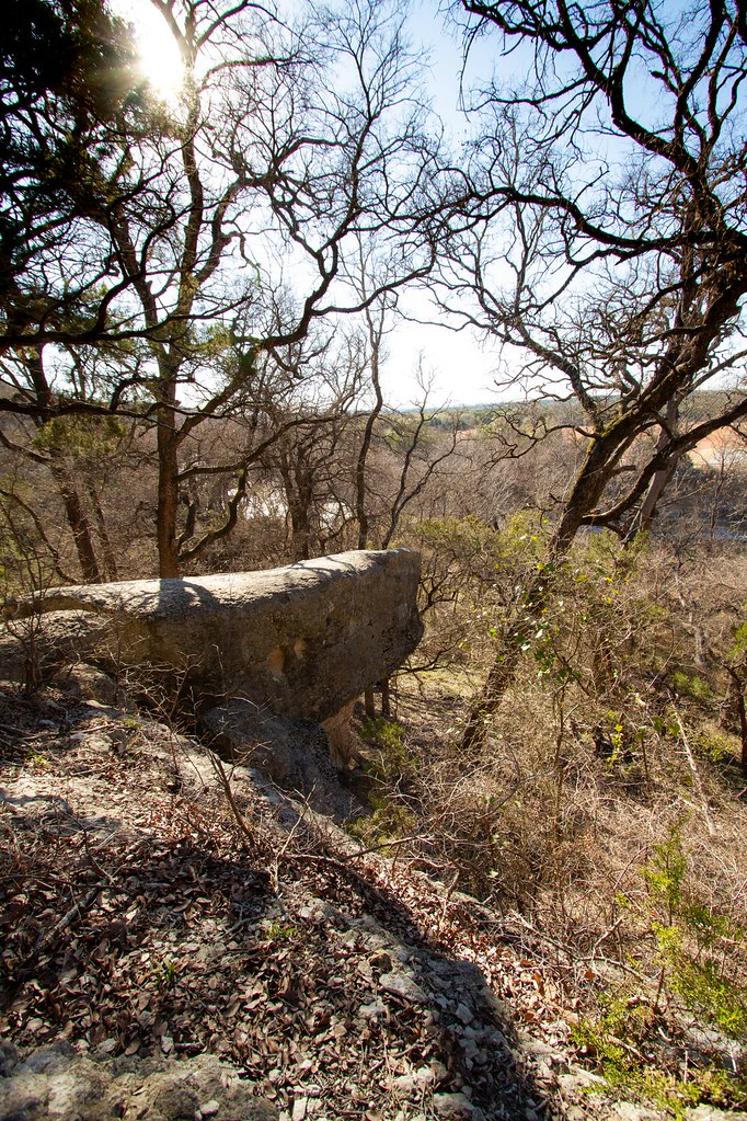 Dinosaur State Park, Texas