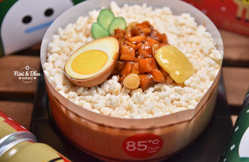 85度C滷肉飯蛋糕 金牌台灣啤酒耶誕版06
