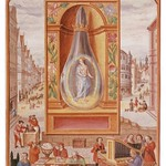 Splendor Solis Plate XVII - The Fourth Treatise, Sixthly