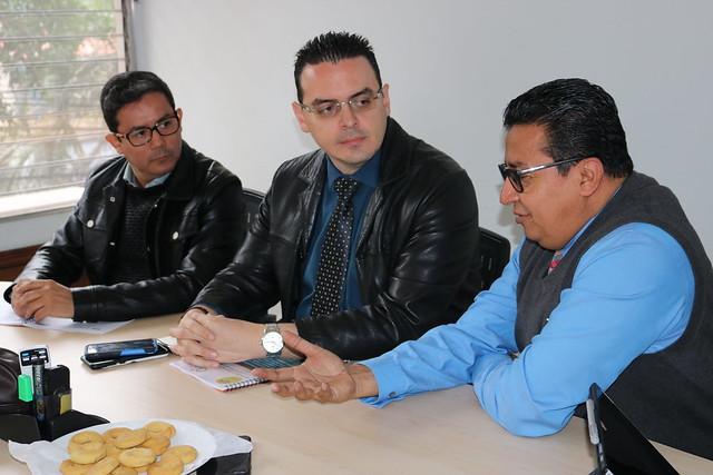 Reunión ASJ con Unidad de Política Limpia