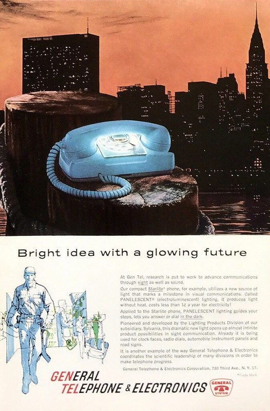 General Telephone & Electronics 1961