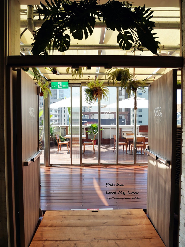 台北中山站不限時下午茶餐廳VCE南加州餐飲生活概念店南西店 (5)