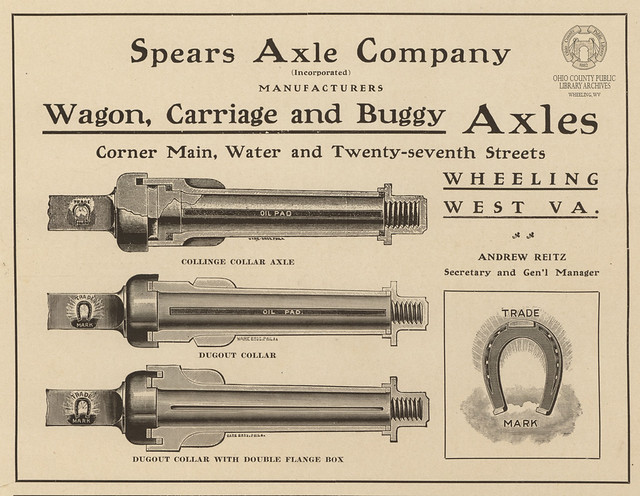 Spears Axle Co.