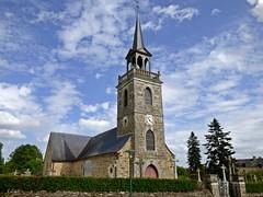 Eglise Saint-Aubin...Saint Aubin du Pavail - Photo of Chancé