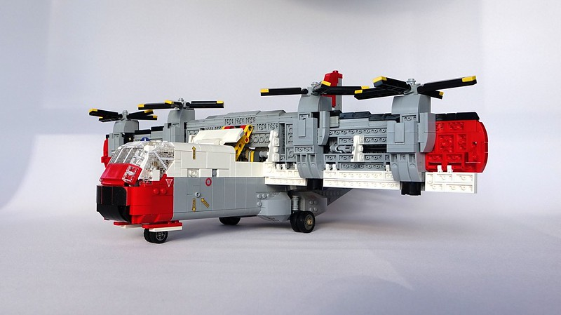 LTV XC-142 9