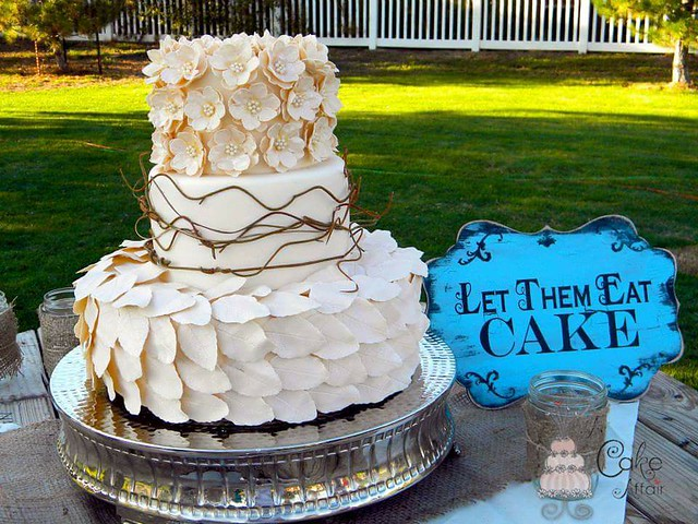 Cake by A Cake Affair