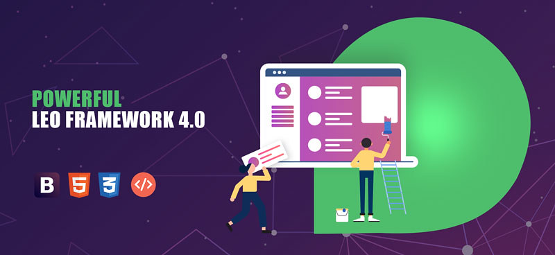 Leo Framework 4.0 - Best Theme Framework for Prestashop 1.7