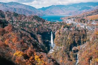 Nikko 日光 中禪寺湖