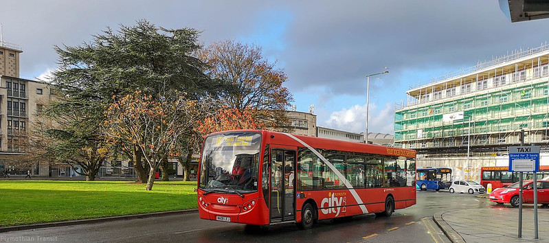 Plymouth Citybus 146 WA08LEJ