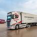 Truck Spotting Lymm 23/11/2018 (Popular2000 Truck Stop)