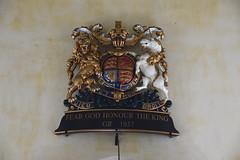 George VI royal arms 1937