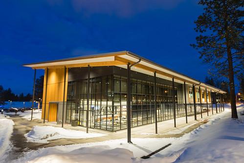 Obsidian Hall, Oregon State University - Cascades