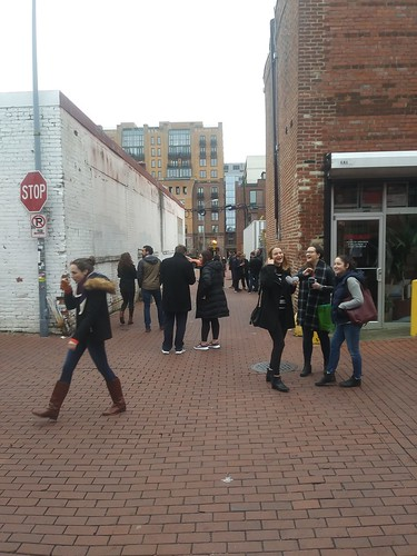 Blagden Alley, Shaw, D.C.